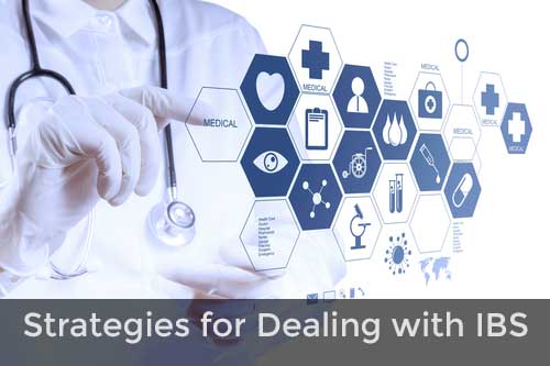 Strategies for delaing with IBS
